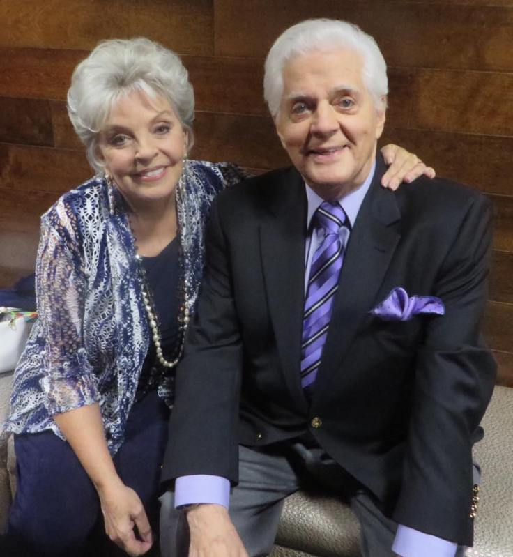 Bill and Susan Seaforth Hayes -- Doug and Julie, DAYS OF OUR LIVES