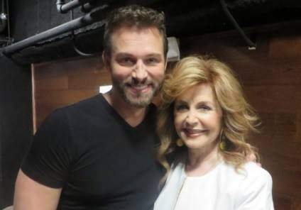 Eric Martsolf and Suzanne Rogers -- Brady and Maggie, DAYS OF OUR LIVES