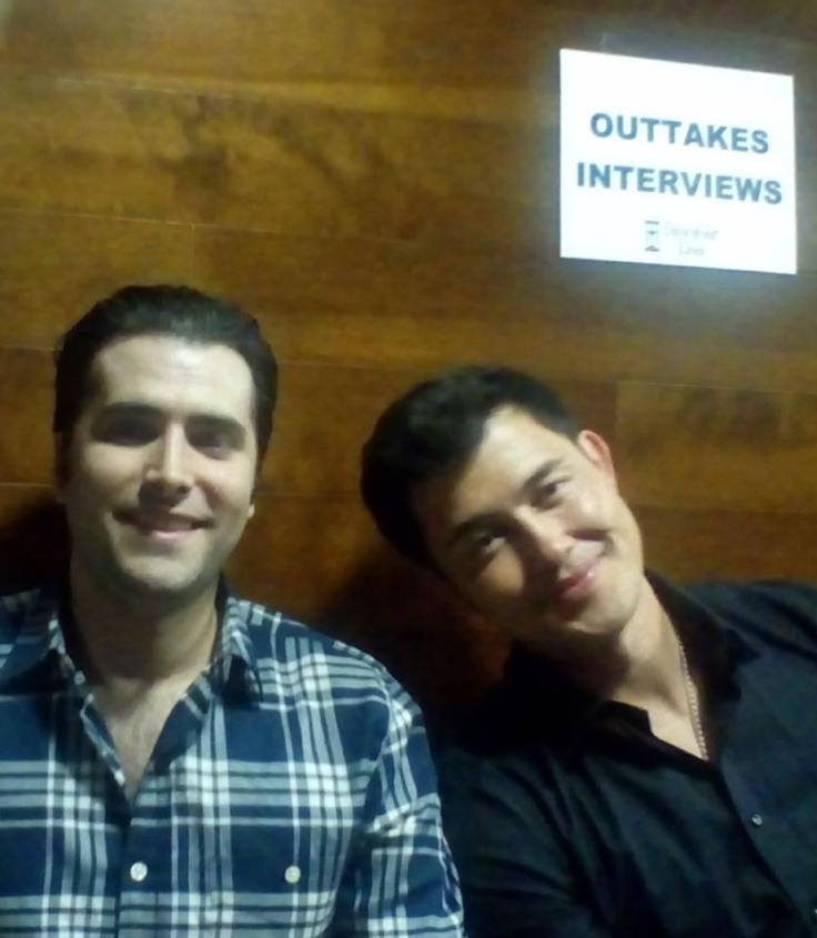 Freddie Smith and Christopher Sean -- Sonny and Paul, DAYS OF OUR LIVES
