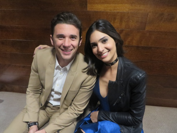 Billy Flynn and Camila Banus -- Chad and Gabi, DAYS OF OUR LIVES