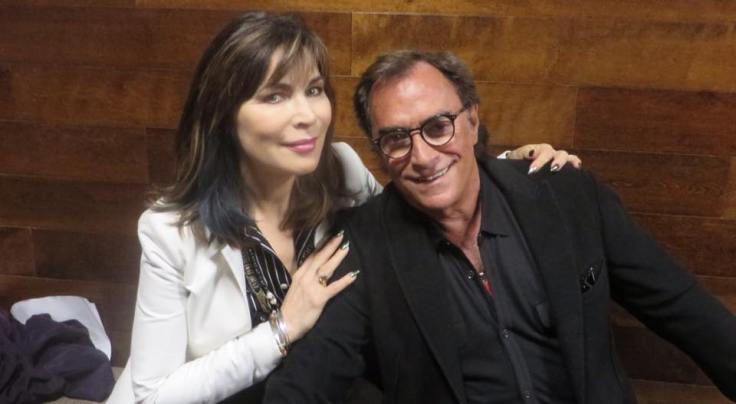 Lauren Koslow and Thaao Penghlis -- Kate and Andre, DAYS OF OUR LIVES