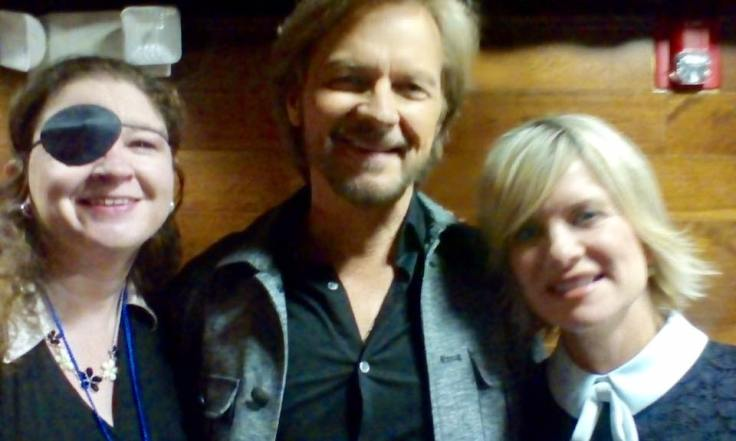 Stephen Nichols and Mary Beth Evans -- Steve and Kayla, DAYS OF OUR LIVES