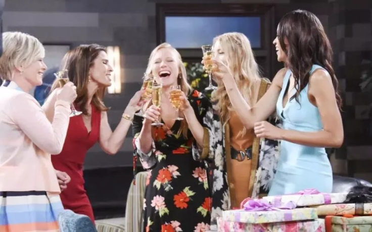 Abigail's bachelorette party, DAYS OF OUR LIVES