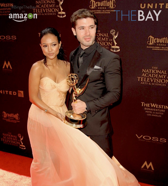 Daytime Emmy Awards Arrivals 2016