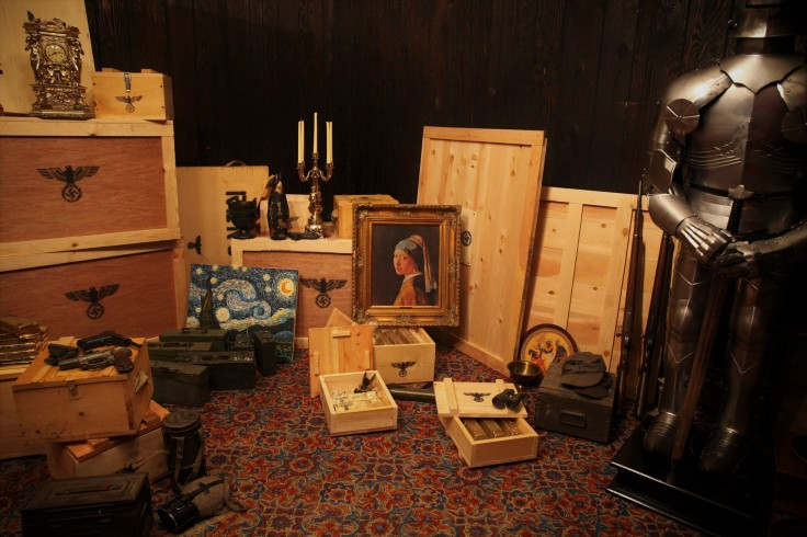 The Casstle treasure room